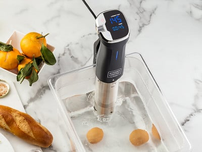 Kitchen Gizmo: Sous Vide Immersion Circulator