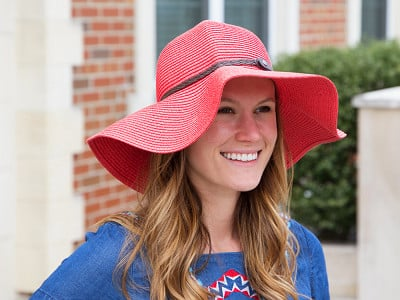 SunLily: Roll-n-Go Sun Hat
