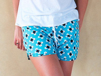 Hello Mello: Lounge Shorts