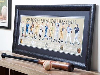 History America: Themed Historical Framed Prints
