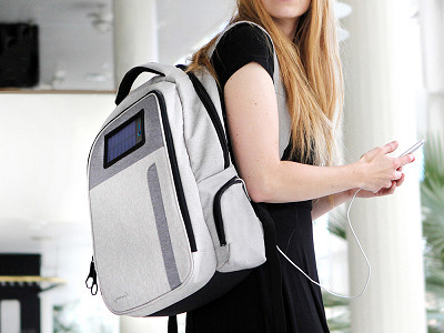 Solgaard Design: Lifepack Backpack