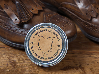 Armstrong's All Natural: Leather Conditioner