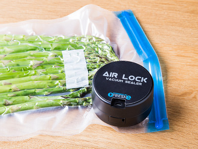 Air Lock: Handheld Vacuum Sealer