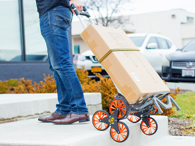 UpCart: Deluxe All-Terrain Cart