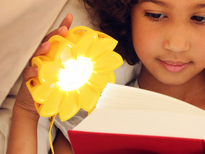 Little Sun: Solar Powered Light