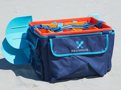 Beachmate: Essential Family Beach Bag