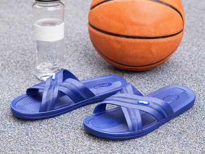 Bokos: Men's One-Piece Seamless Sandals