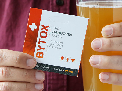 Bytox: Hangover Prevention Patch