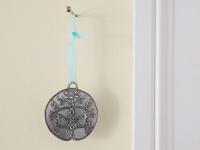 Cynthia Webb Designs: Pewter Ornaments