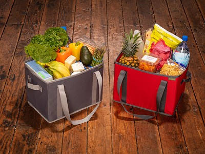 meori: Foldable Grocery Basket