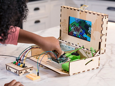 Piper: Kids' Educational DIY Computer Kit