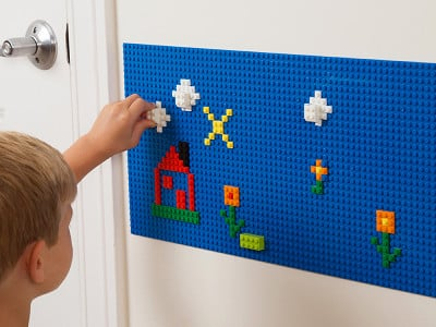 BRIK: Removable Tile Building Surface Kit