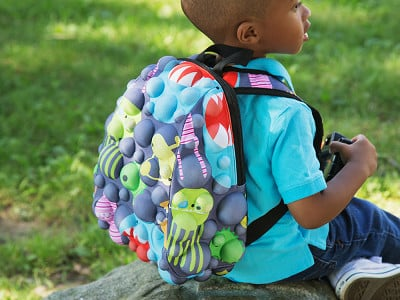 MadPax: Bubble Surface Backpack