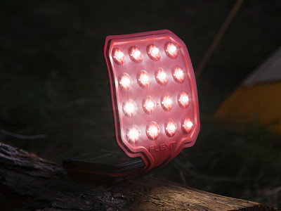 FLEXiT Flashlight: Flexible LED Task Light