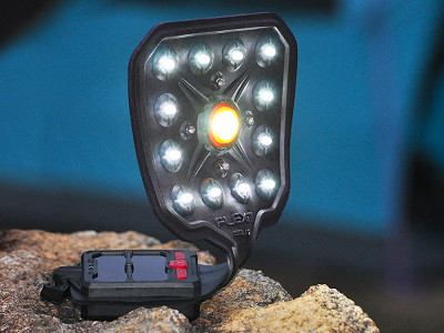 FLEXiT Flashlight: Flexible Solar LED Task Light