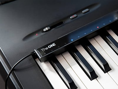 The ONE Music Group: App-Connected Smart Piano Hi-Lite
