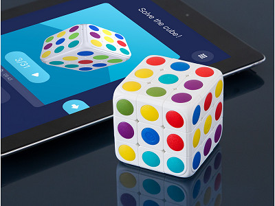 Cube-Tastic!: Augmented Reality Puzzle Cube