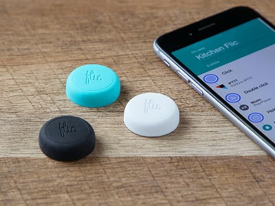 Shortcut Labs: Flic Bluetooth Smart Button Set