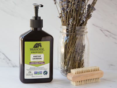 Warhorse: Sunflower Oil Hand Soap