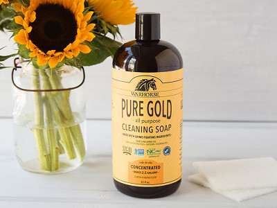 Warhorse: Sunflower Oil All-Purpose Soap