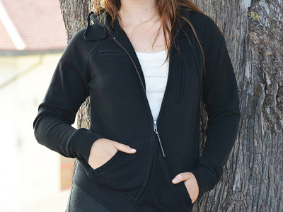 BauBax: Women's Travel Sweatshirt