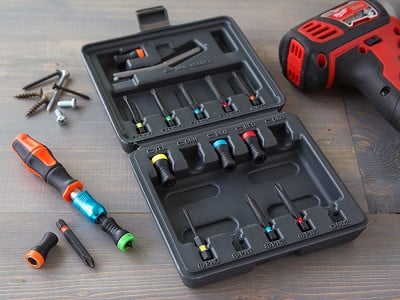 Micaton: 18 Piece Magnetic Driver Set