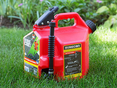 SureCan: Trigger Release Gas Can