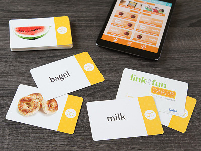 Link4Fun: Interactive iPad Flash Cards