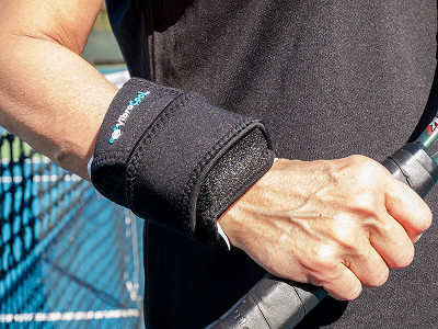 VibraCool: Vibrating Ice-Pack Pain Reliever