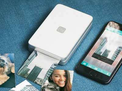 Lifeprint: Wireless Photo & Video Printer