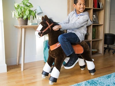 PonyCycle: Medium Horse Ride-On Toy