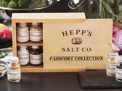 Hepp's Salt Co.