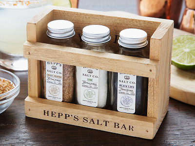 Hepp's Salt Co.: Specialty Salt Cocktail Collection