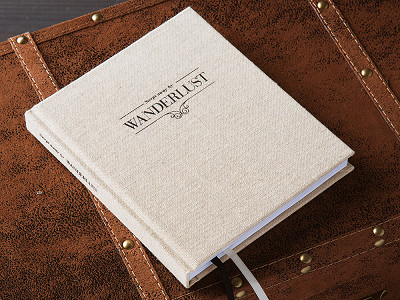 Axel and Ash: Inspirational Wanderlust Journal