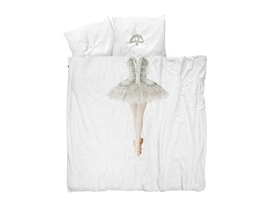 Snurk Living: Whimsical Character Duvet Set - Full/Queen