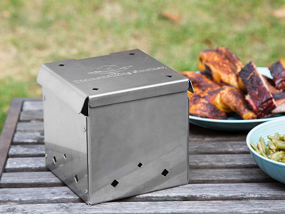 DiamondKingSmoker: Smoker Grill Box