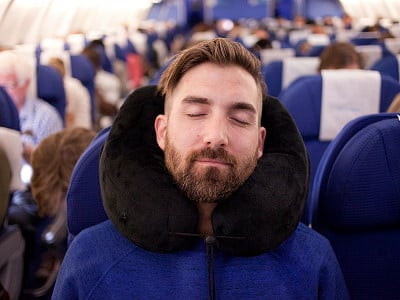 Range Travel Goods: Duo 4-in-1 Convertible Travel Pillow
