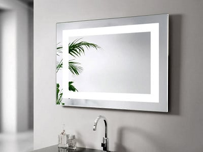 ViioMirrors: Bluetooth Connected Illuminated Smart Mirror