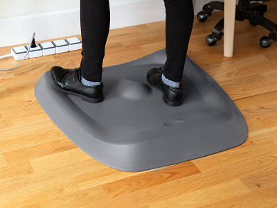Ergodriven: Anti-Fatigue Standing Desk Mat
