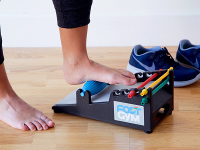 Foot Gym: 7-in-1 Foot & Ankle Exercise System