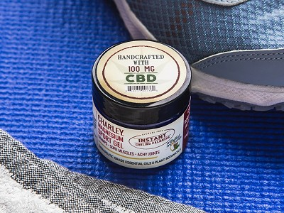Mindful Mixtures: CBD-Infused Ache & Inflammation Relief