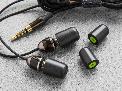 ISOtunes Audio: Wired Noise Isolating Earbuds