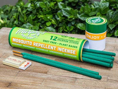 Murphy's Naturals: Mosquito Repellent Incense Sticks