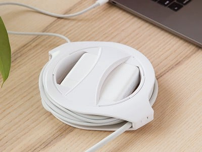 Fuse Reel: Macbook Charging Cord Winder
