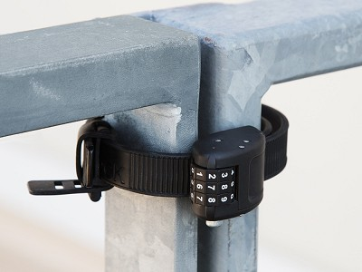 OTTOLOCK: Lightweight Kevlar Cinch Lock