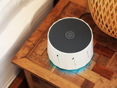 DOZZI: Adjustable White Noise Machine