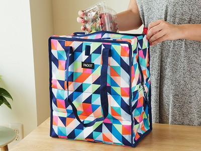 PackIt: Freezable Grocery Bag