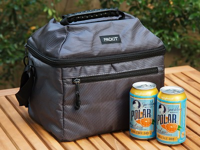 PackIt: Freezable Can Cooler