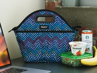 PackIt: Freezable Lunch Tote
