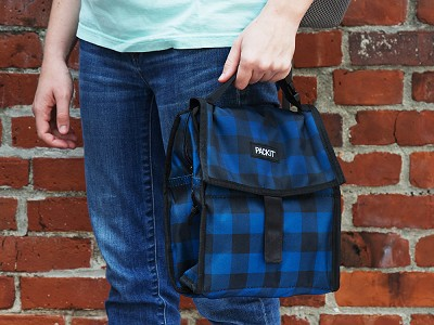 PackIt: Freezable Lunch Bag